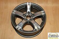 Mazda 6 Chrysler Voyager Alufelge Fondmetal 7500 7J x 16 ET50 LK 5 x 114,3 mm