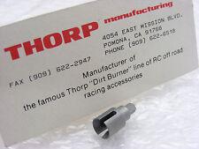 Vintage THORP Dirt Burners 4961 Tamiya Nissan King Cab Hilux Astute LH Universal