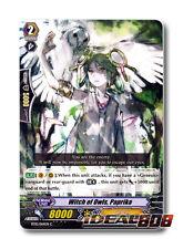Cardfight Vanguard  x 4 Witch of Owls, Paprika - BT10/064EN - C Mint