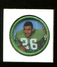 1962 Salada Football Coin Clarence Peaks #109 Eagles Ex+ Condition KK103