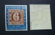 Bund 115** 100 J. Briefmarken AF 0115-03 geprSchlegel