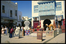 714068 Shop Selling Carpets Kairouan A4 Photo Print