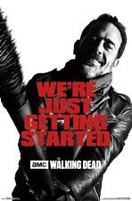 THE WALKING DEAD - NEGAN & LUCILLE POSTER 22x34 - ZOMBIES 15084