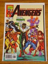 AVENGERS #8 VOL3 MARVEL COMICS SEPTEMBER 1998