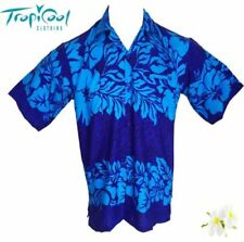 Short Sleeve Classic Hawaiian Casual Shirts for Men