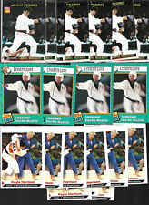 25)SI Kids JUDO/Taekwondo Cards-Jimmy Pedro/Kayla Harrison/Lynnette Love(Karate)