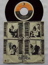 "NUOVA EQUIPE 84 Casa mia / Buffa ITALY 7"" 45 RICORDI (1971) EX/NMINT"