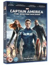 Captain America The Winter Soldier DVD - 2014