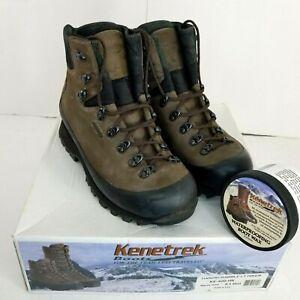 Kenetrek Hardscrabble LT Hiker Boot Brown Size 8.5 M KE-420-HK-08.5M