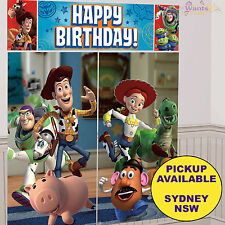 Toy Story Party Supplies Scene Setter Wall Decorating Kit Design