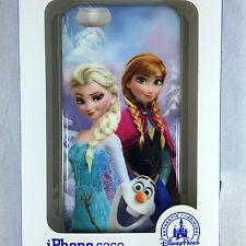 Disney Parks D-Tech Frozen Princess Anna Elsa Olaf iPhone 6 Case NEW Retail $37