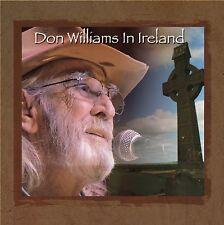 DON WILLIAMS IN IRELAND CD (2016) NEW