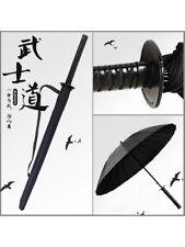 Anime Japonesa Samurai paraguas plegable Paraguas Lluvia Sol Paraguas De Viaje #A5313