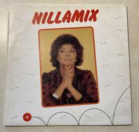 Nilla Pizzi - Nillamix (Vinyl LP VG++1983 Italy) Free Shipping