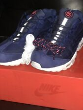 buy online 48831 fd765 Nike Air Max 95 Blue Stussy Size 10 Authentic 9 10 Condition