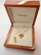 Beautiful Clogau 9ct  Rose Gold Necklace
