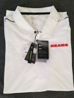 Nike NFL Chicago Bears Team Issue Training Equipment Polo Size XL A03706-100