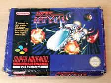 Super Nintendo/SNES-Super R-Tipo por Nintendo
