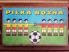 Vintage Piłka Nożna Football Tabletop Board Game from 1960's
