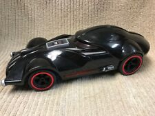 HOT WHEELS MATTEL DARTH VADER STAR WARS RC CAR (NO REMOTE) DMB45 Free Shipping!!