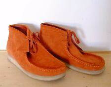 Clarks Originals Wallabee Boots Size 10 nearly new!