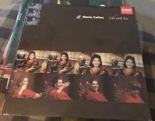 Maria Callas Life And Art Laser Disc