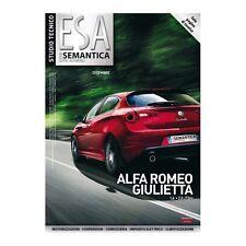 Manuale Riparazione ESA - ALFA ROMEO GIULIETTA 1.6 - 2.0 JDTm