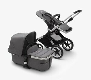 Bugaboo Fox 2 bassinet and Seat Stroller, Brand New and Never Used!