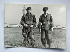 PARACADUTISTA paracadutisti Folgore parà PARATROOPER vecchia foto 5