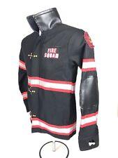 Fire Fighter Jacket  Boys Girls Dress Up Halloween Costume