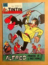 LE JOURNAL DE TINTIN - 804 : 19 mars 1964