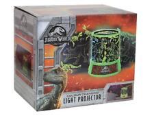 Jurassic World Dinosaur LED Light Projector Night Light Lamp Kids Children New
