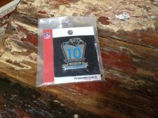 Carolina Panther PSL 10th Anniversary Pin Factory Sealed