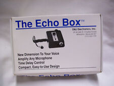 D & J Echo Box Eb-1 Nip Sealed Box/ Cobra & Uniden Radios