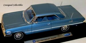 Welly 1963 CHEVY IMPALA 1/18 NEW!
