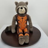 Marvel Guardians Of The Galaxy Rocket Racoon Plush Doll Stuffed Animal Large 24""