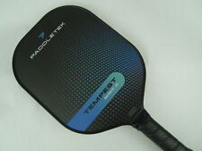 Paddletek Tempest Wave II Pickleball Paddle Graphite Dave Weinbach Riptide Blue