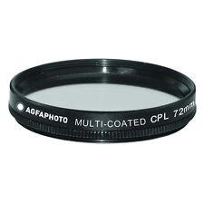 AGFA Digital Multi-Coated Glass Circular Polarizing Filter 72mm 72 APCPF72