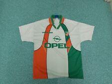 Vintage Ireland Jersey Medium 1994 Umbro Away Football Shirt
