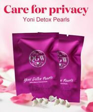 10 Best Natural Herbal Womb Yoni Vaginal Cleansing Healing Detox Pearls Tampons