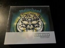 CD DOUBLE ALBUM - MOTORHEAD - OVERKILL - DELUXE EDITION - 2008 RELEASE