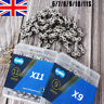 KMC 6/7/8/9/10/11 Speed Chains MTB Bike Cassette X8-X11S Sprocket Cycling Parts