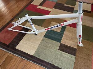 "skyway bmx 24"" frame and Forks"
