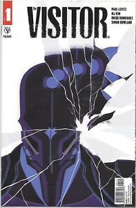 Valiant Comic Shop UPick The Visitor 1 B or C or D NM/MT Deathmate X-O Psi-Lords