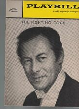 The Fighting Cock Playbill February 1 1960 Roddy McDowall  Rex Harrison