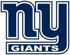 NEW YORK GIANTS NY Decal ~ Car Window Wall  Cornhole Vinyl STICKER - Customize