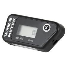 Motorcycle Wireless Speed Hour Meter Counter Waterproof LCD Speed Display f U2O2