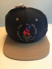 Vintage 1996 Atlanta Olympics Hat Lot