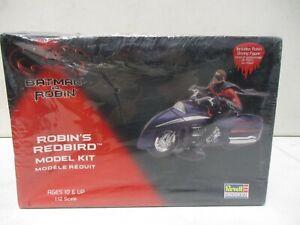 Revell Monogram Batman and Robin Robin's Redbird Model Kit 1/12 (1)