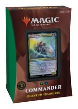MTG Strixhaven School Of Mages Commander Quantum Quansrix Engl Neu/ovp